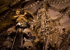 Bone Church Kutna Hora Prague