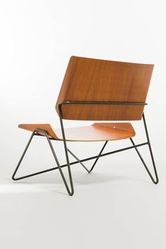 Chair SRA1 by Janine Abraham & Dirk Jan Rol - Sièges Témoins edition - 1959/1960 image 4