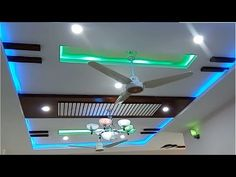 New Gypsum Ceiling Design for Hall 2018 - YouTube