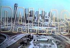 Dallas:  classic television then and now.  My favorite smut tv!