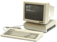 vintage+computers | Similar to the Commodore PET 2001 - the monitor is attached and cannot ...
