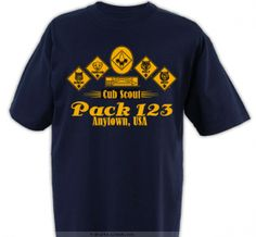 Baroque All Ranks - Cub Scout™ Pack Design SP505