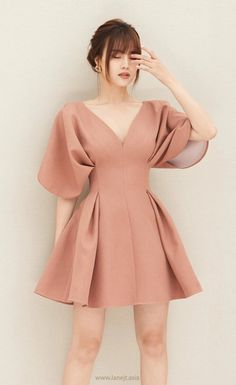 Cute pink dress 🌸🌸 Cute pink dress 🌸🌸,fashion Related posts:Buy directly from the world's most awesome indie brands. Simple Homecoming Dresses, Simple Dresses, Elegant Dresses, Casual Dresses, Classy Short Dresses, Pink Dress Outfits, Flowy Dresses, Pink Dress Casual, Ladies Dresses