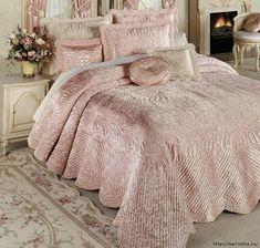 Текстиль в спальне. Шикарные идеи (38) (700x667, 525Kb)