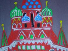russian craft ideas russian architecture architecture and children crafts on 2860
