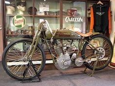 1917 Harley Davidson Other - 1917 Harley Davidson Model T Factory V-Twin Racer | Classic Driver Market