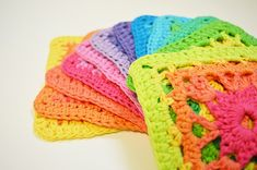 Amanda Perkins Summer CAL on the LoveCrochet blog