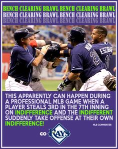 Tampa Bay Rays - 05/25/2014 - Rays win 8-5 and sweep the series. I'm still amazed that Boston thinks Yunel shouldn't have stolen that base! What? You give up in the 7th? Sounds like they did! Red Sox have now sunk to a new low in lack of professionalism