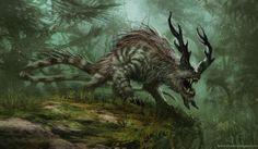Brent Hollowell: junglecatgoatdude