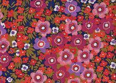 Vintage Dekoplus florals