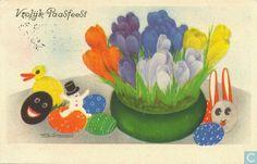 Vrolijk Paasfeest.  1946