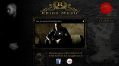 www.rhinomusic.eu Rhino zenész weboldala
