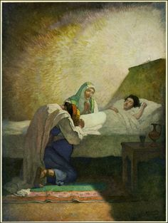 NC Wyeth, Jairus' daughter