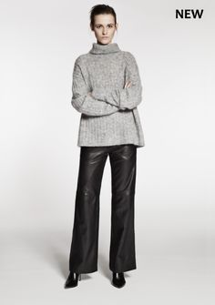 Kind Leather Pants