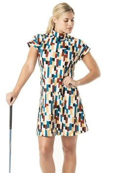 VK Sport Knit Performance Golf Dress | Golf4Her