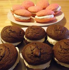 The Family Foodie » Time to Celebrate!: Whoopie Pies from Cake Mix