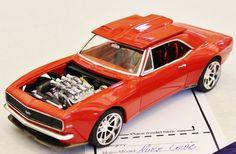 60s Muscle Cars, Classic Camaro, Camaro Models, Camaro Car, Plastic Model Cars, Rc Trucks, Car Humor, Model Building, Model Trains