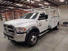 Dodge RAM 4500 Service Truck - 2018 Dodge Srt, Van, Trucks, Vehicles, Truck, Car, Vans, Vehicle, Vans Outfit
