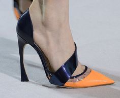 Scarpe tendenza Primavera-Estate 2013