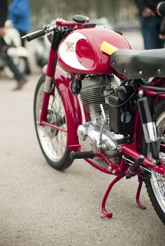 Beautiful Moto Morini Motorcycle...