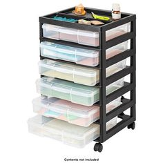 Iris Rolling Storage System for Arts & Crafts at 35% Savings off Retail! http://vnlink.co/SKapsLR