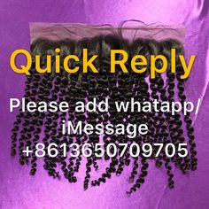 lace frontal! Wholesale mink lace frontal 6 textures! Low price top quality! 10% human virgin hair! The real Mink hair vendor in China! Mink Hair Weave best real mink hair quality, accept drop shipping, customized wrap labels, fast shipping, long lasting hair, very soft and smooth hair, luster, healthy hair. contact us get a good price, whatsapp +8613650709705, Email:minkhairweave@yahoo.com  visit our website: http://www.minkhairweave.com/c/lace-closureamplace-frontal_0364#minkbrazilian…