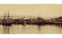 Porte de la Canee.....Chania port 1860's William J. Stillman collection J. Paul Getty Museum