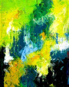 Original painting: Shimmer