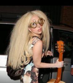 Lady Gaga's Sunglass #oculos #ladygaga #sunglass