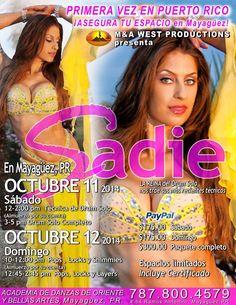 Sadie Mardquardt @ Mayagüez #sondeaquipr #sadiemardquardt #mayaguez