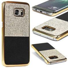 Samsung Galaxy S7 Edge Handyhülle von original Urcover® in der Elegant Diamond Edition Galaxy S7 Edge Schutzhülle Case Cover Etui Schwarz 16,90€