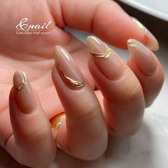 Cute Gel Nails, Cute Acrylic Nails, Acrylic Nail Designs, Fabulous Nails, Gorgeous Nails, Stylish Nails, Trendy Nails, Milky Nails, Subtle Nail Art