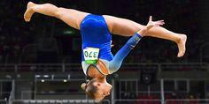 Lieke y Sanne Wevers - Gimnasia Olímpica gemelos