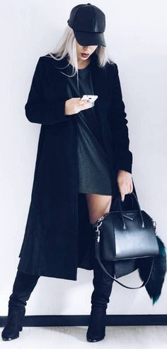BLVCK / Fashion Look by Everyday Runway