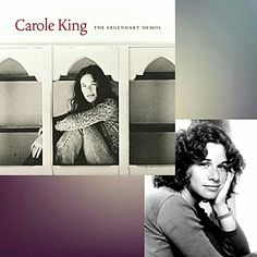 "The Legendary Demos is a compilation album by pop rock artist Carole King. It was released on April 24, 2012 on Hear Music. The album contains thirteen demo recordings, ranging in time from ""Crying in the Rain"" (1962) to six tracks that appeared on King's 1971 hit albumTapestry. •• Track listing : ""Pleasant Valley Sunday"" (Carole King,Gerry Goffin • ""So Goes Love"" (Carole King, Gerry Goffin) • ""Take Care of My Baby"" • (You Make Me Feel Like) A Natural Woman"" (Carole King, Gerry Goffin, Jerry…"