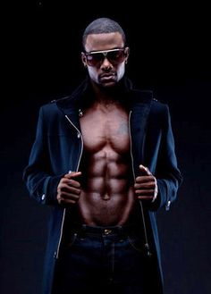 Lance Gross, or as I like to call him: Sexual Chocolate. Hot Black Guys, Black Love, Black Is Beautiful, Gorgeous Men, Black Men, Hot Guys, Beautiful People, Lance Gross, Black Actors