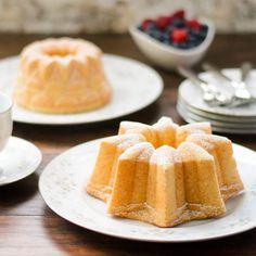 Little Bundt Pound Cakes