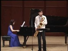 TKWO Yasuto Tanaka playing Czardas on Baritone Sax Baritone Sax, Trombone, Clarinet, Instrumental, Musicians, Music Instruments, Audio, Notes, Band