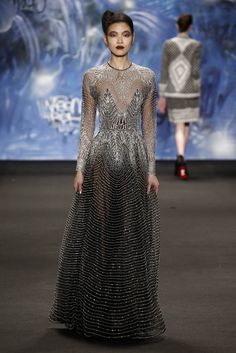 Naeem Khan RTW Fall 2015 | WWD