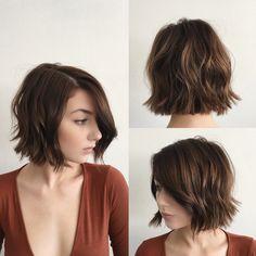 Chris McMillan salon short bob dream haircut