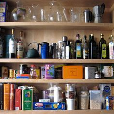 The essential checklist for stocking your pantry (having these items on hand will make whipping up fast, inexpensive meals a breeze)