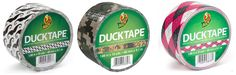 Amazon: Duck Brand Duck Tape Patterns starting at only .25! | Closet of Free Samples | Get FREE Samples by Mail | Free Stuff | closetsamples...