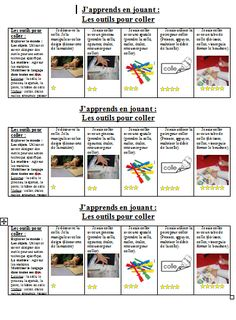 brevet + feuille de route colle Grande Section, Petite Section, Album Photo, Teaching, Ps, Explorer, Maths, Decoupage, Montessori Preschool