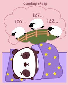 malwynn counting sheep