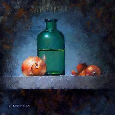 David Cheifetz Natürmort Resimleri - David Cheifetz Natürmort Eserleri