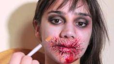 Kimmi Smiles is a ZOMBIE!, via YouTube.