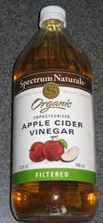8oz apple cider vinegar, 4oz warm water, 1/2 tsp salt, & 1/2 tsp baking soda = flea & tick killer