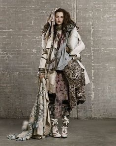 homeless editorial fashion - Google Search