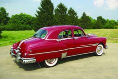 Flathead - 1952 Pontiac Chieftain