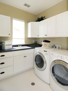 Beautiful Laundry Rooms | Beautiful and Efficient Laundry Room Designs : Page 18 : Rooms : Home ...